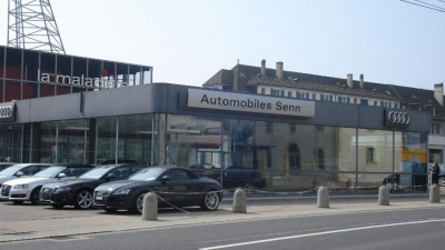Automobiles Senn SA à Neuchâtel