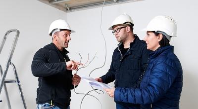 Transformations et rénovations: tout dépend de la mise en réseau